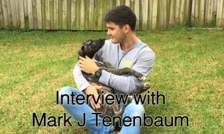 Mark J Tenenbaum- Vet student with an idea!