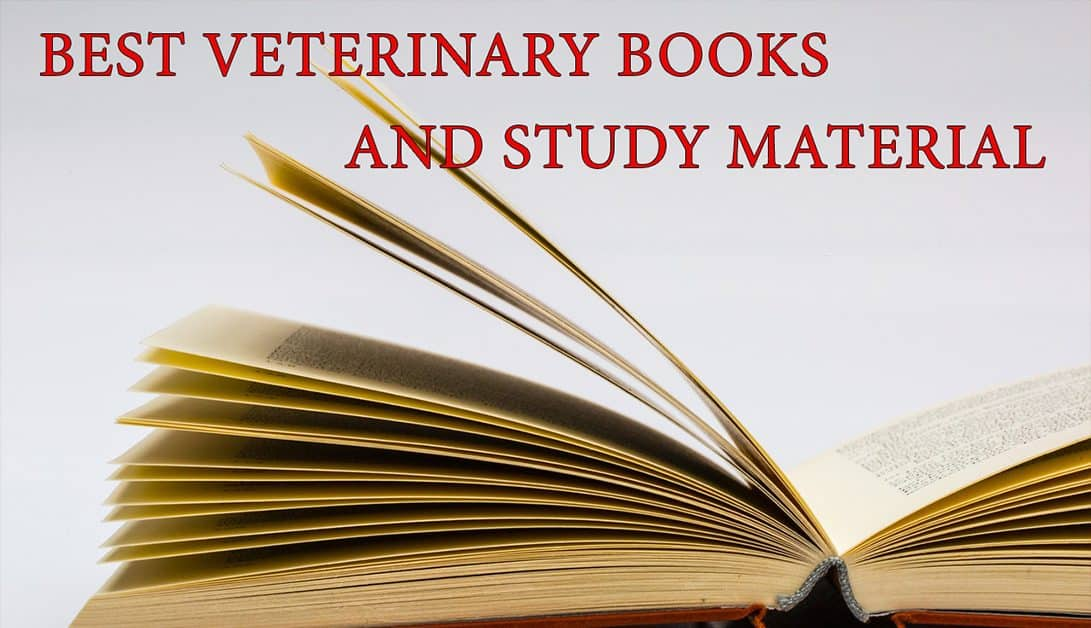 Reviewed books and material about Veterinary