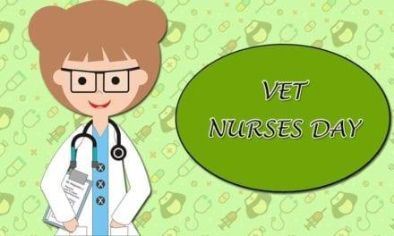 Vet Nurses Day- October 13