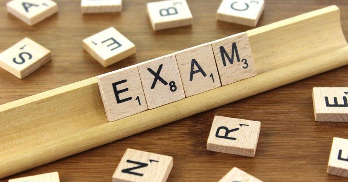 Exam by Breeanna Smith