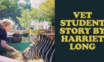 Vet Student Story by Harriet Long