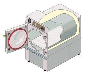 Autoclave veterinary disinfectant
