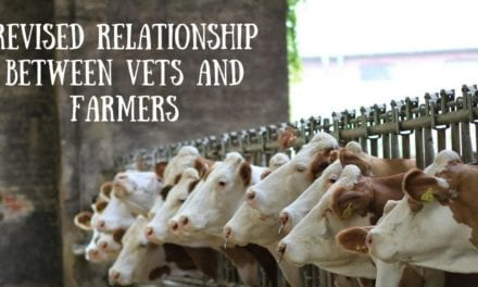 Revised relationship between vets and farmers