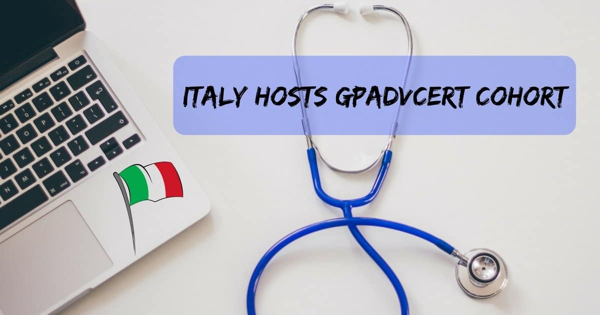 Italy hosts GPAdvCert cohort