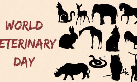 World Veterinary Day – April 25th 2020