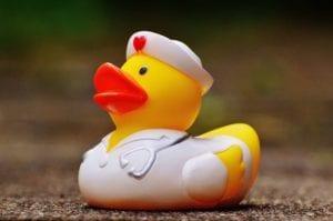 rubber duck 1390639 1920 I Love Veterinary - Blog for Veterinarians, Vet Techs, Students