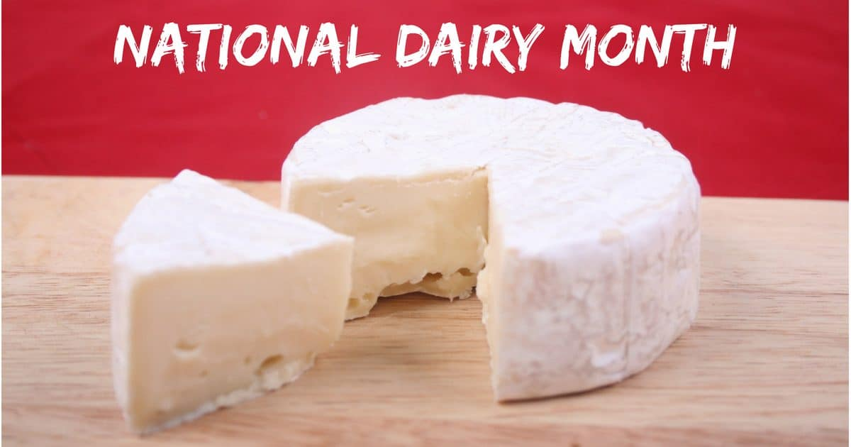 National Dairy Month – June