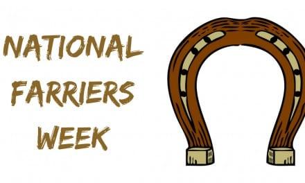 National Farriers Week – July 8-14