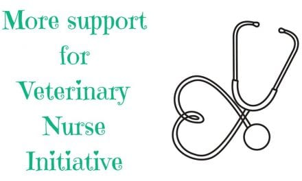 More support for Veterinary Nurse Initiative