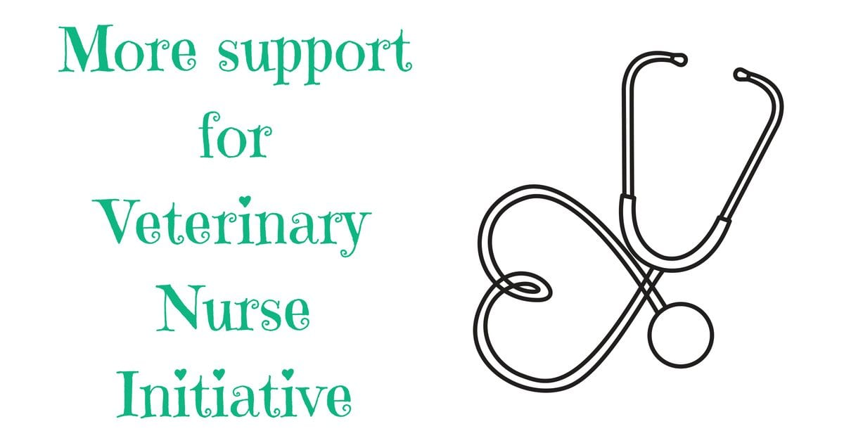 More support for Veterinary Nurse Initiative