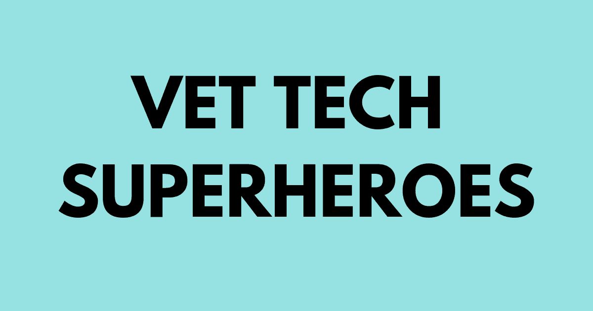 Vet Tech Superheroes