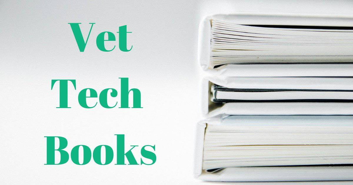 Books for veterinary technicians