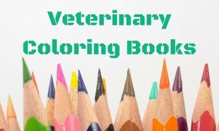 Veterinary Coloring Books