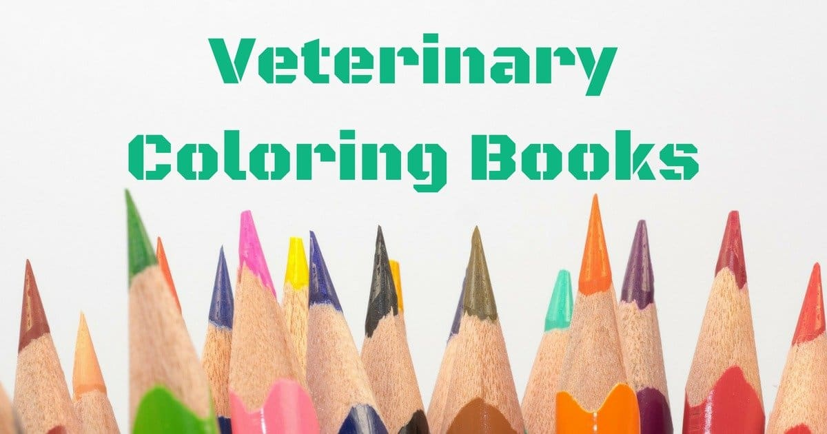 Veterinary Coloring Books