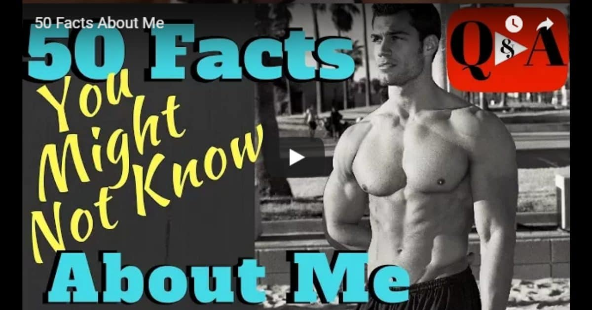 50 facts about Dr. Evan Antin