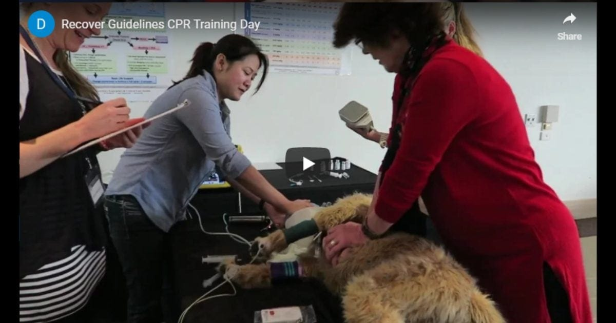 CPR Training Day – Video by Dr. Gerardo Poli
