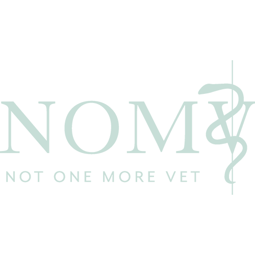 NOMV logo I Love Veterinary - Blog for Veterinarians, Vet Techs, Students