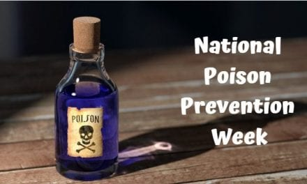 National Poison Prevention Week – March 17-23