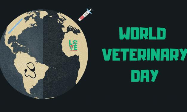World Veterinary Day – April 27 2019