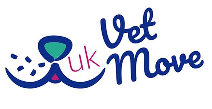 Interview with Andreia Dias UK VetMove Logo