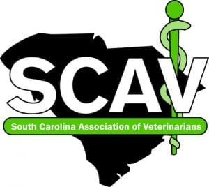 SCAV Logo South Carolina Association of Veterinarians