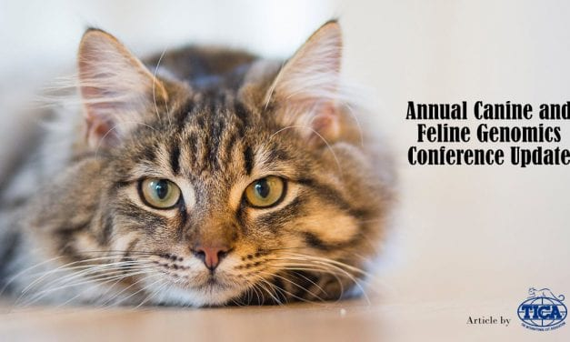 Annual Canine and Feline Genomics Conference Update