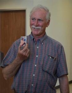 Dr Mike Willard