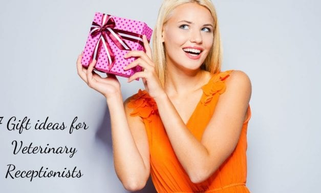 7 Gift ideas for Veterinary Receptionists