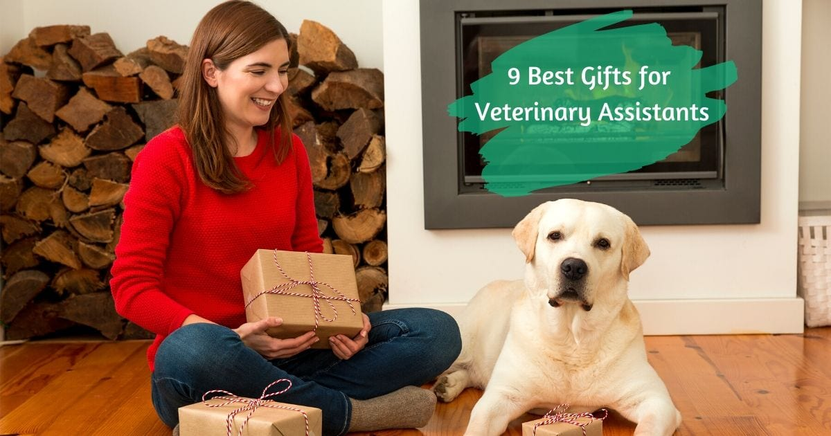 gifts for veterinary assistants I Love Veterinary
