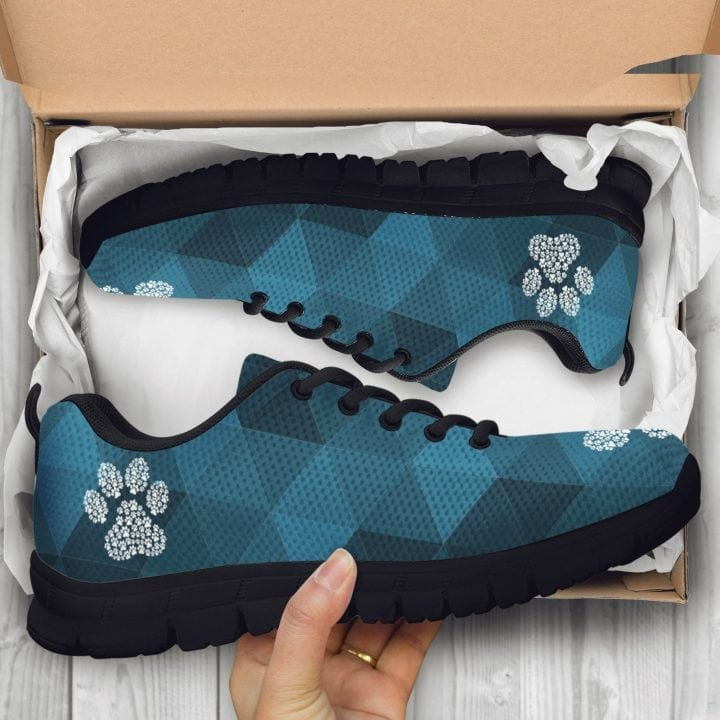 geometric pattern sneakers e1584552988426 I Love Veterinary - Blog for Veterinarians, Vet Techs, Students
