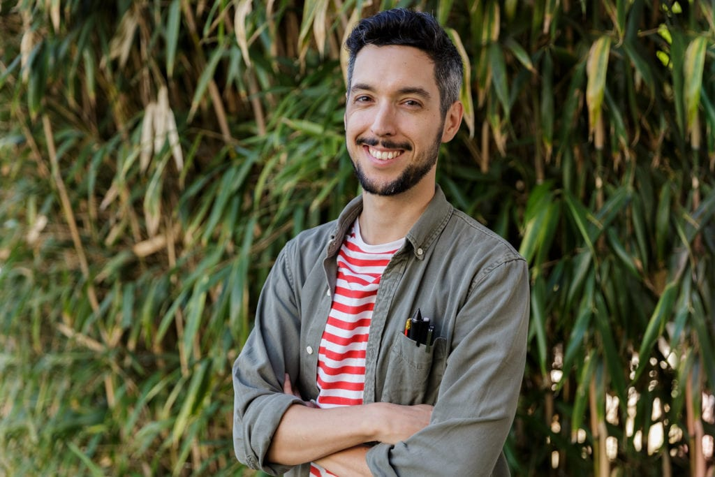 Interview with Diogo Gurra