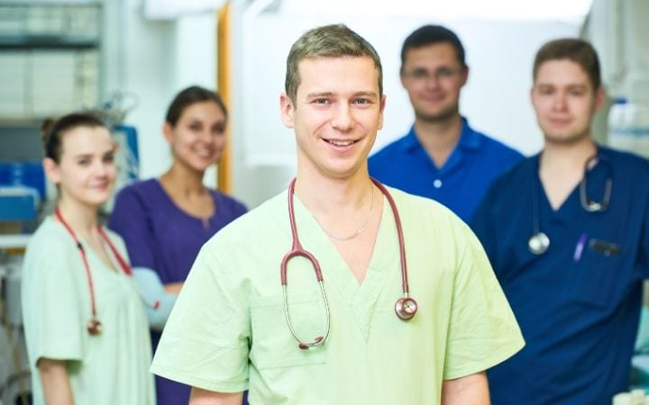 Veterinary practice manager and the staff by I Love Veterinary