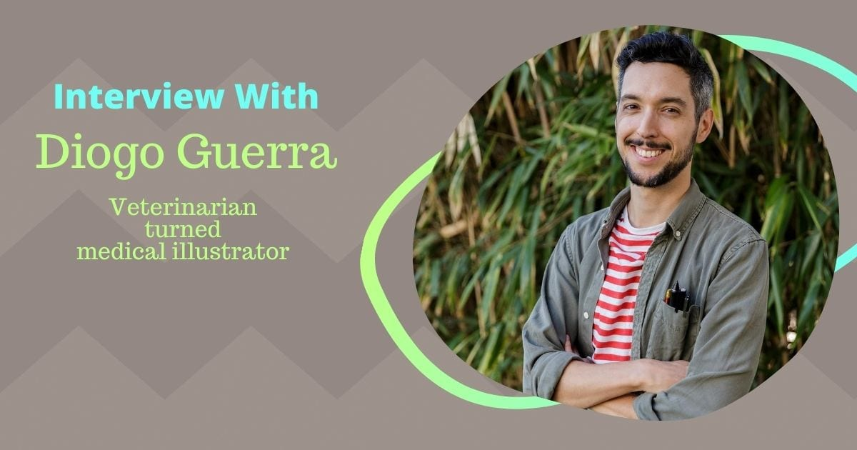 Interview With Diogo Guerra, by I Love Veterinary
