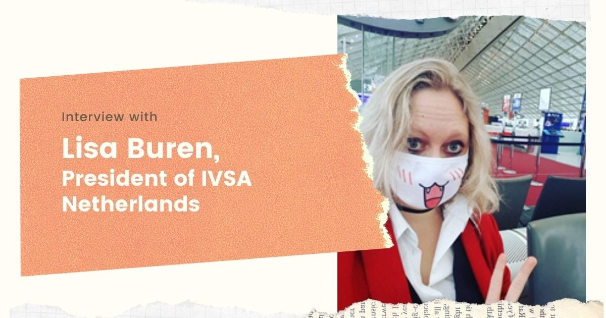 Interview with Lisa Buren, President of IVSA Netherlands