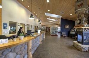 Alpine Animal Hospital Lobby - I Love Veterinary