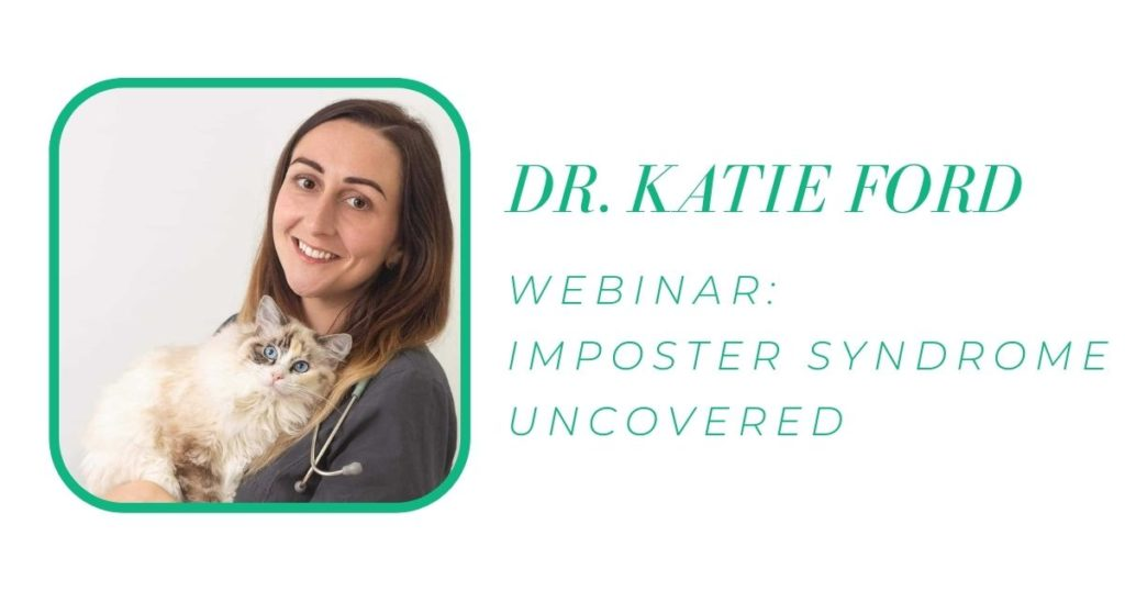 Webinar: Imposter Syndrome Uncovered by Dr. Katie Ford