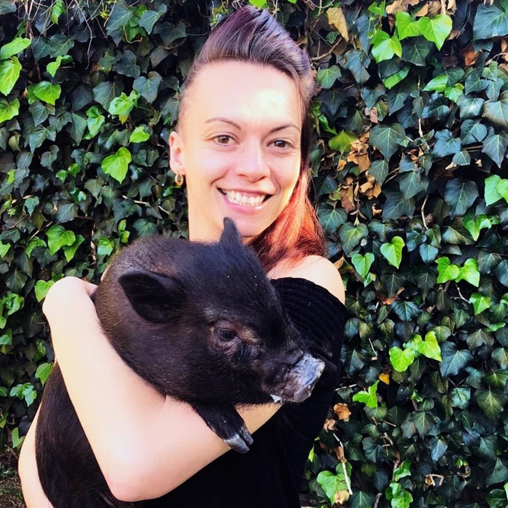 Sharmaine 1024x1024 1 I Love Veterinary - Blog for Veterinarians, Vet Techs, Students