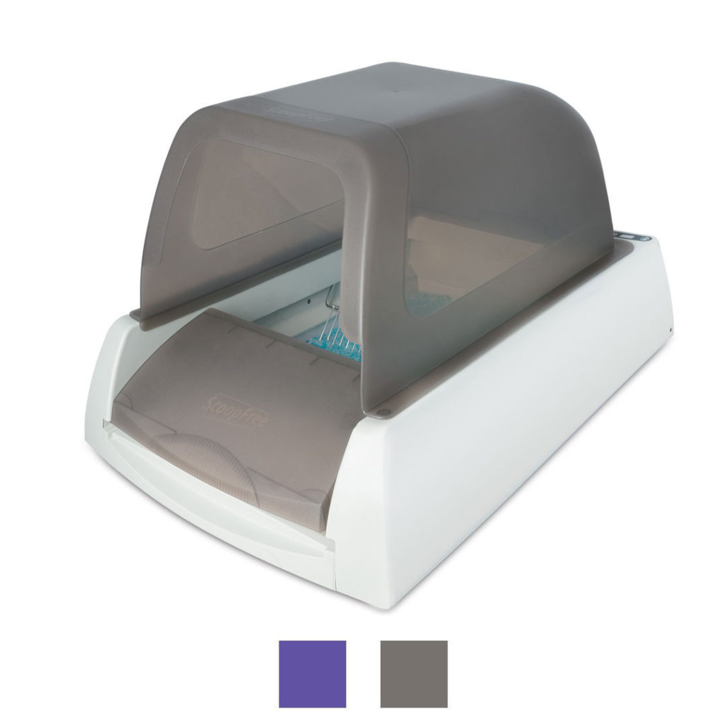 ScoopFree® Ultra Self-Cleaning Litter Box, Top 5 Customer Rated Pet Tech Products from Petsafe - I Love Veterinary