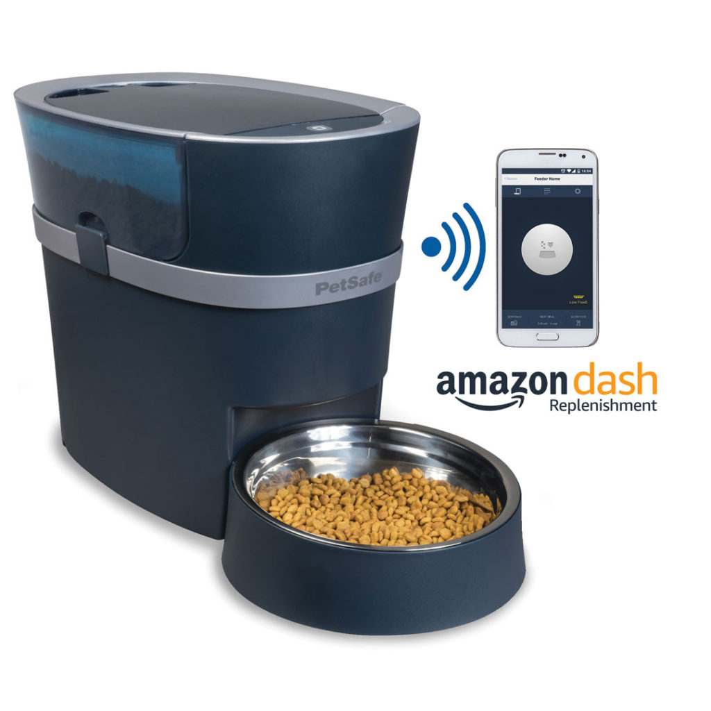 Smart Feed Automatic Dog and Cat Feeder, Second Generation, Top 5 Customer Rated Pet Tech Products from Petsafe - I Love Veterinary