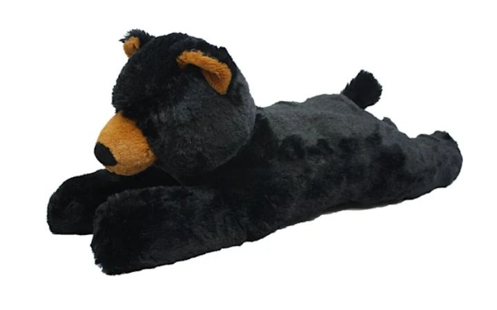 Multipet Black Bear Dog Toy, Petco's Top Rated Pet Toys - I Love Veterinary