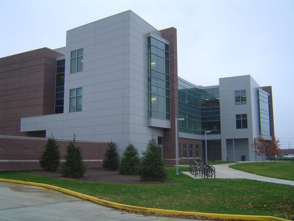 Biomedical Engineering Building of Purdue University - I Love Veterinary
