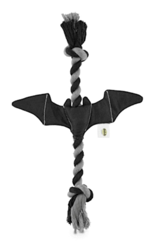DC Comics Justice League Batman Double Knot Rope Dog Toy, Petco's Top Rated Pet Toys - I Love Veterinary