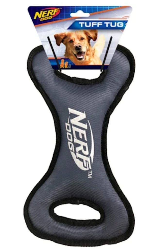 Nerf Tough Infinity Tug Dog Toy, Petco's Top Rated Pet Toys - I Love Veterinary
