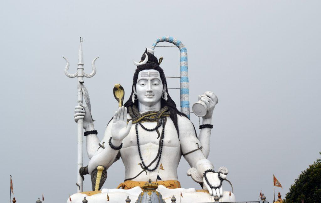 Lord Shiva the deity