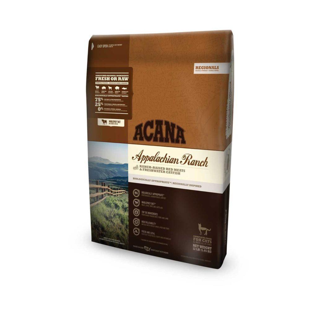 ACANA Regional Appalachian Ranch Dry Cat Food I Love Veterinary - Blog for Veterinarians, Vet Techs, Students