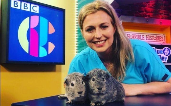 Cat the Vet on CBBC - I Love Veterinary