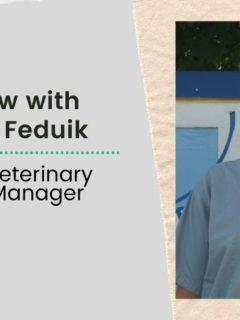 Interview with Natasha Feduik Certified Veterinary Practice Management