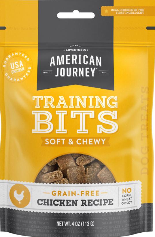 American Journey Chicken Training Bits
