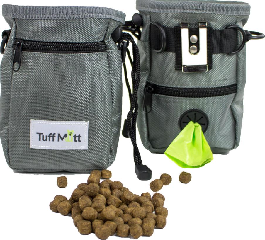 Tuff Mutt Treat Pouch I Love Veterinary - Blog for Veterinarians, Vet Techs, Students