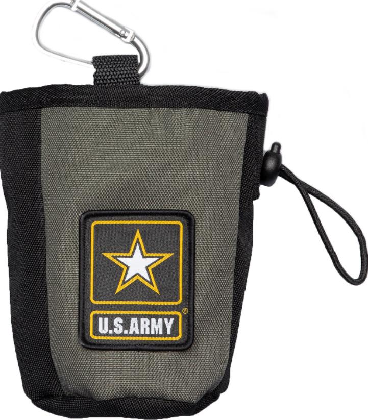 US ARMY Dog Treat Bag
